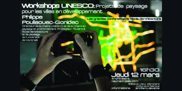 Workshops UNESCO
