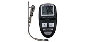 Thermomètre digital - Thermomètre permettant de lire la température (avec avertisseur lorsqu'une température donnée est atteinte).