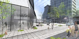 Fragmenter pour mieux connecter: le cas du centre commercial Place Ste-‐Foy