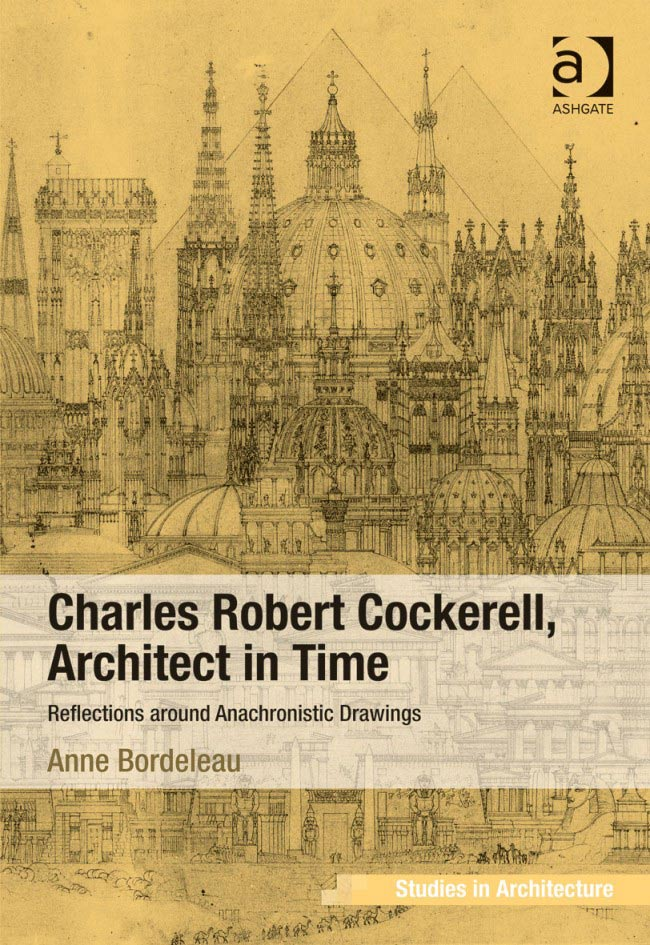 Architect in time - Anne Bordeleau