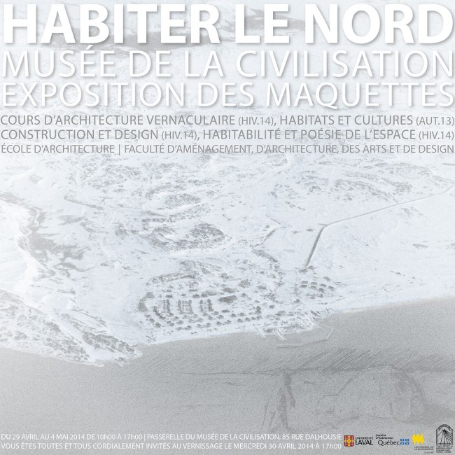 Habiter le Nord