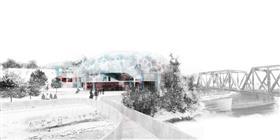 Campus : mise en scène architecturale comme vecteur d'expérience humaine Nouvelle école de musique au centre-ville de Sherbrooke