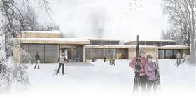 Dialogue avec le lieu : aménagement d'un chalet d'accueil au coeur d'une forêt récréative en Abitibi-Témiscamingue : une approche qualitative et subjective s'imprégnant du caractère du lieu