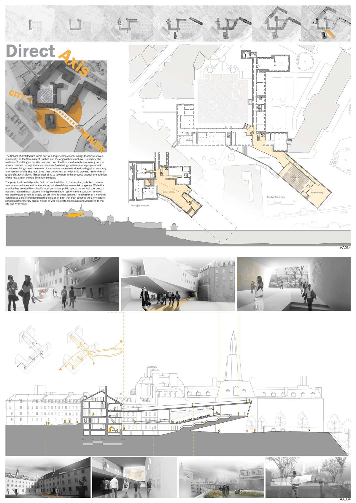 Direct Axis (University of Toronto, Toronto, Canada), par 1er prix ex aequo - Omar Aljebouri, Avery Guthrie, Steve Socha (Étudiants)