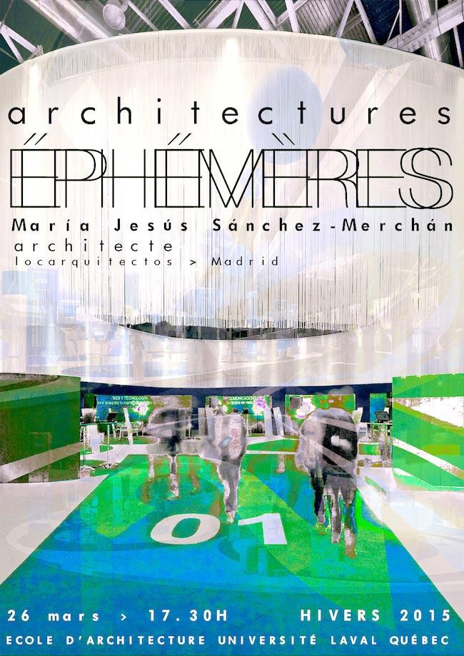 Instantanés d'architecture María-Jesús Sánchez-Merchán