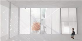 Espace narratif : projet d'agrandissement et de réaménagement du Musée d'Art Contemporain de Montréal