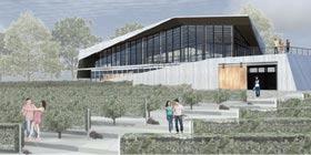 Architecture du terroir – Territoire et expérience sensorielle de l'architecture du vin