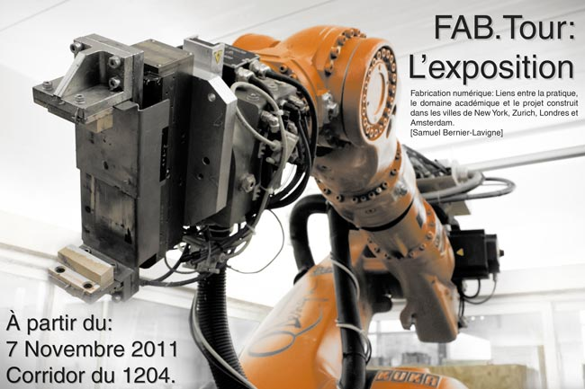 Exposition Fab-tour