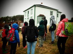 École d'été en patrimoine bâti et paysages culturels in situ 2015