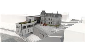 Patrimoine d'hier à demain : l'actualisation du Musée des Beaux-Arts de Sherbrooke