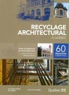 Recclage architetural