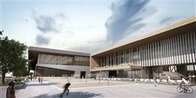 Repère Paramnésique : l'architecture intuitive au cœur du complexe sportif universitaire de l'UQAC