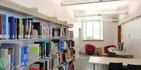 Salle de lecture du Fonds d'investissement étudiant (FIE)