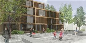 Une stratégie résidentielle pour revitaliser le centre-ville de Sherbrooke : restructurer le tissu urbain pour créer des liens
